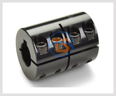One Piece Rigid Coupling with Keyway